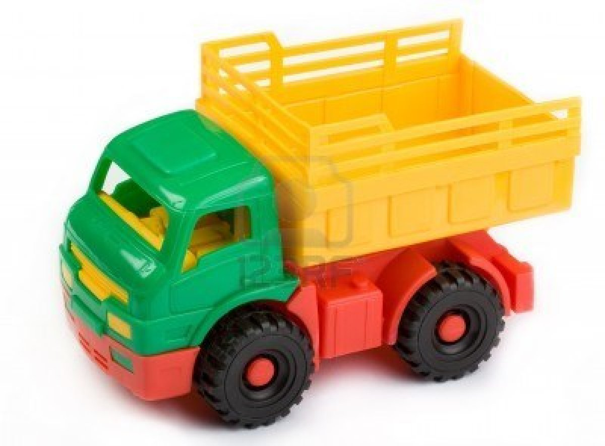 Parents Child Injured Toy File Lawsuit on Tractor Truck