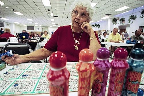 Bingo Sessions Strange Laws Graphic