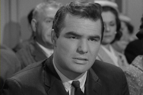 Burt Reynolds as Perry Mason Co-Star Graphic