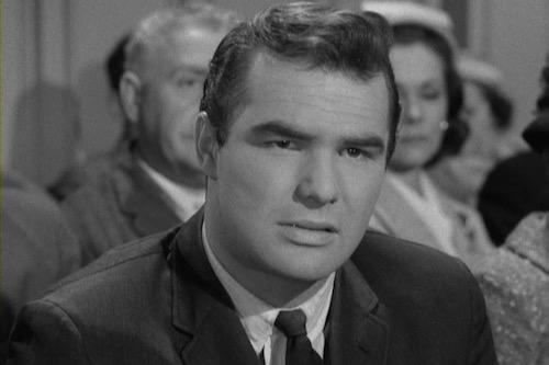 Burt Reynolds as Perry Mason Co-Star Graphic