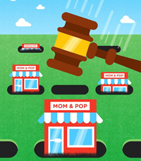 Frivolous Lawsuits Hurt Small Businesses