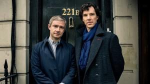 221b Baker Street Door BBC Sherlock