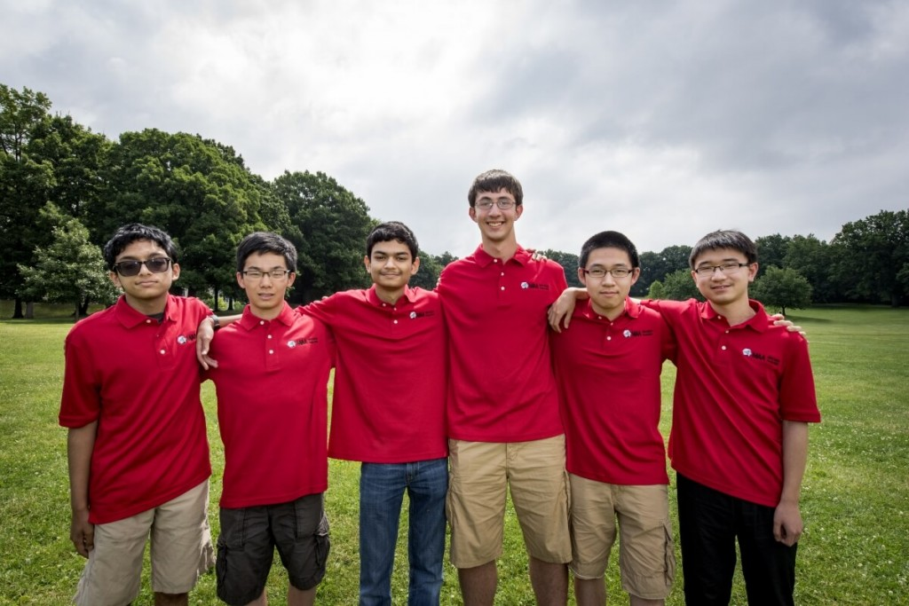 Image Source: maa.org 2016 U.S. International Math Olympiad Champions