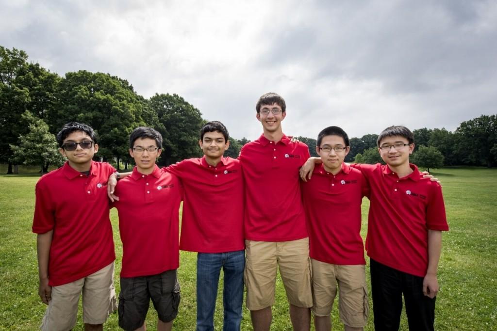 Image Source: maa.org 2016 U.S. International Math Olympiad Champions