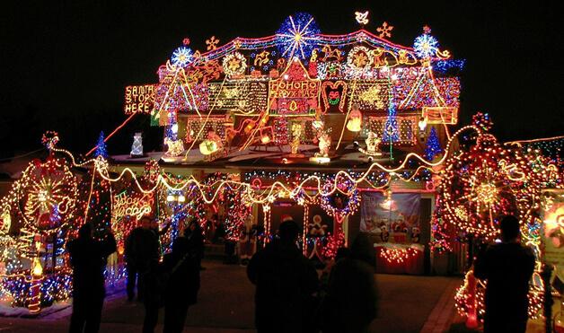 Orange County Christmas Lights