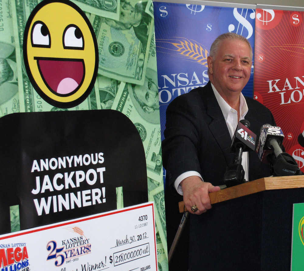 Are Lottery Winners Required to Reveal Their Identities