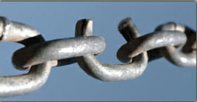 Product Liability - Chain Stock Photo