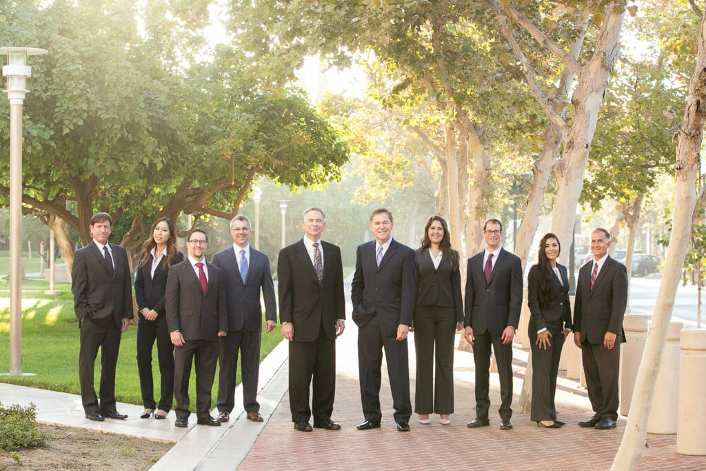 Los Angeles Personal Injury Lawyers - The Reeves Law Group