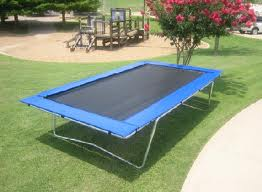 recall of trampolines
