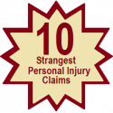 10 Really Strange Personal Injury Claims