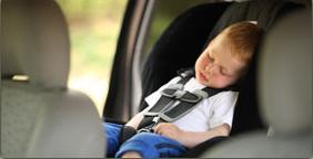 U.S. DOT Announces Car Seat Safety Campaign