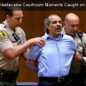 12 Unbelievable Courtroom Moments Caught on Tape