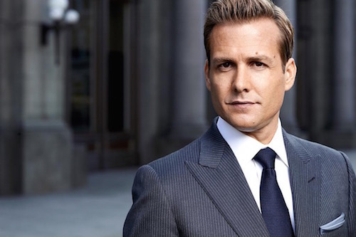 Harvey Specter of Suits