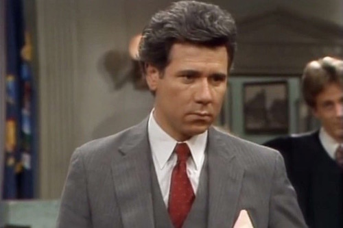 John Larroquette as Dan Fielding of Night Court