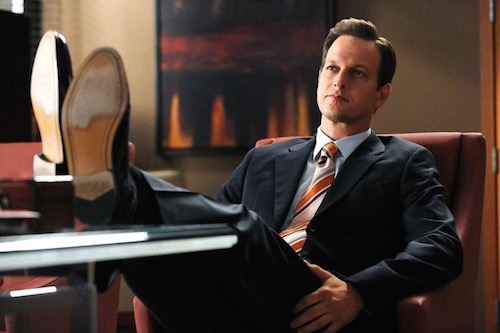 Attorney Will Gardner of The Good Wife