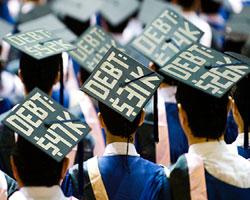 Law School Debt Graphic