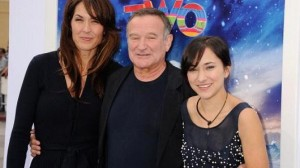 Robin Williams, Wife, Daughter