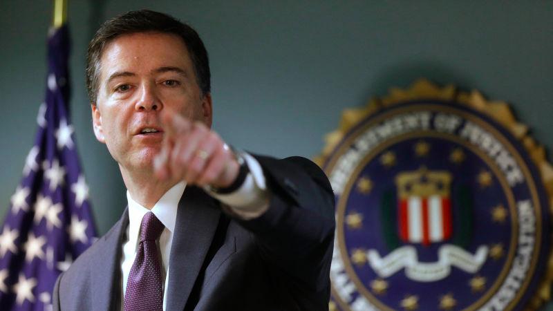FBI Director James Comey Image Source: gizmodo.com