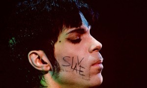 Prince with Slave Written on his Face