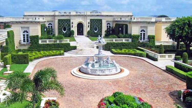 Palm Beach House Sold by Trump to Russian Oligarch at Huge Profit Image Source: palmbeachdailynews.com
